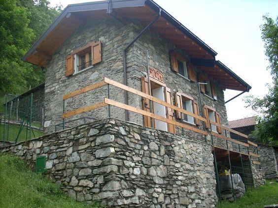 case in pietra di montagna - Cerca con Google