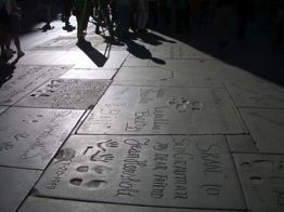 Chinese Theater, L.A.