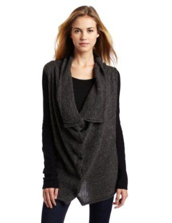 What a steal!!:$114.00 Don't miss OUT!!! on Ella moss Women's Leyton Cardigan Sweater