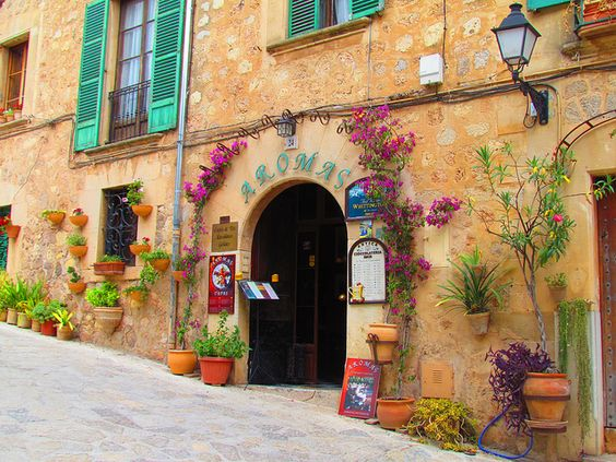 Aromas de Valldemossa, Calle Rosa 24, 07170 Valldemossa, Majorca, Spain by twiga_swala, via Flickr