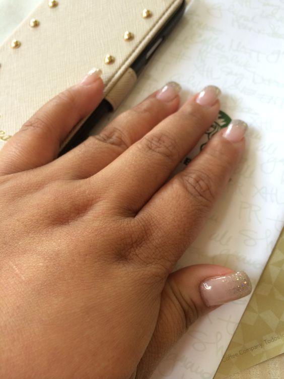 Mis uñas de la semana!!