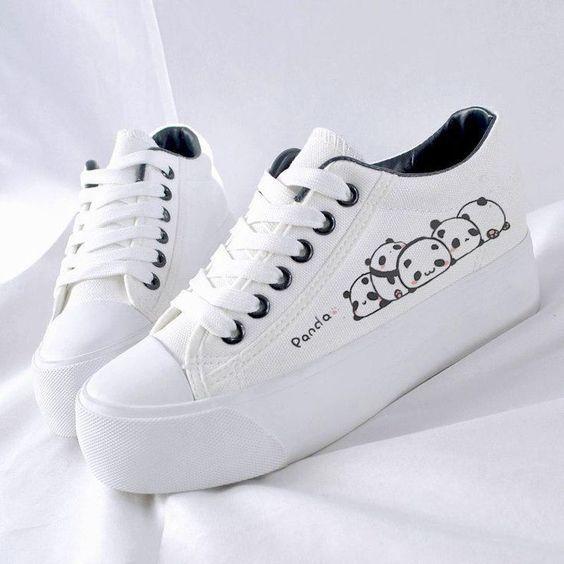 Épinglé par Kara sur احذية en 2020   Chaussures kawaii