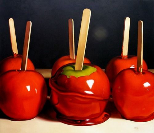 Margaret Morrison - Candy Apples,  2009