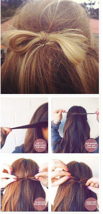 The Hair Bow xx