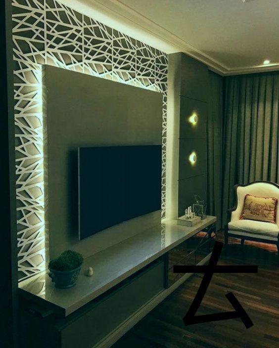 Tv Wandideen In 2020 Schlafzimmerrenovierung Wand Ideen