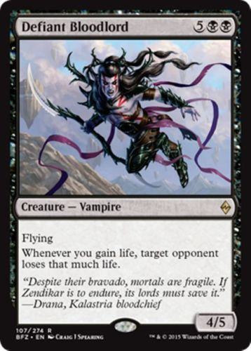 Mtg Black Vampire Midrange Deck Magic The Gathering Rare 60 Cards Bfz Drana Magic The Gathering Magic The Gathering Cards Magic The Gathering Sets The gathering variant format that emphasises social interactions have you done it? pinterest