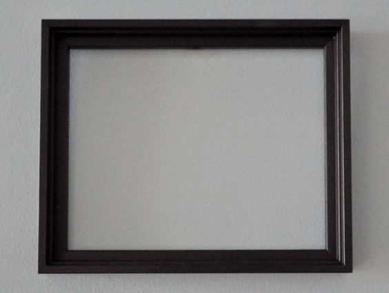18 x14 Black Float Frame « Your World on Canvas. Art World Collection Canada