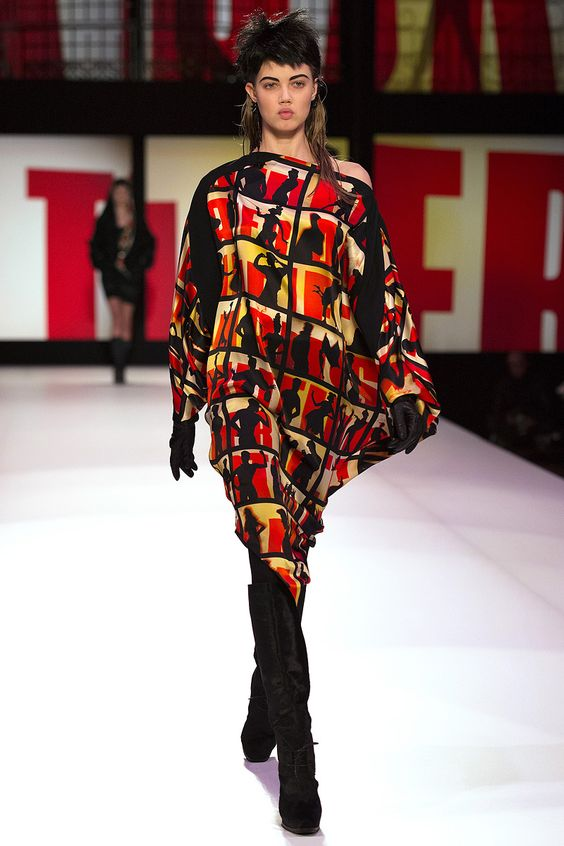 Jean Paul Gaultier Fall 2013 RTW - Review - Fashion Week - Runway, Fashion Shows and Collections - Vogue