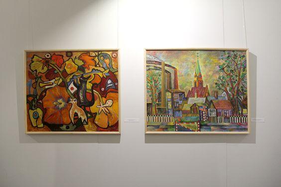 Работы калининградских мастеров на выставке
