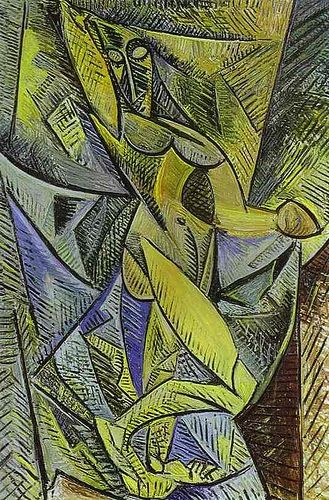 art-Walk — Picasso, Pablo b.1881  The Dance of the Veils,...