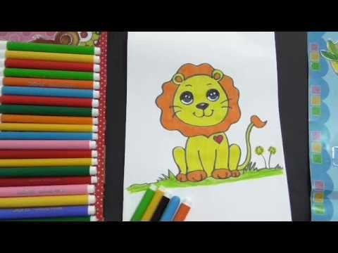 رسومات كيوت للاطفال Youtube Cute Animals Draw Animals