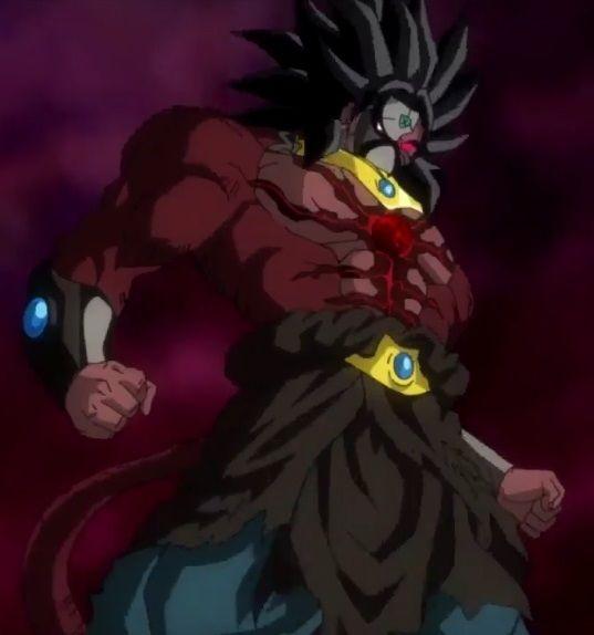 Directory Characters Villains Saiyan Broly Öロリー Burori Known As Dark Broly Öロリーダー Anime Dragon Ball Super Dragon Ball Super Art Anime Character Design