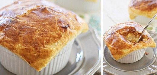 Lobster Pot Pie: Perfect for a cozy summer dinner. #lobster #potpie #recipe