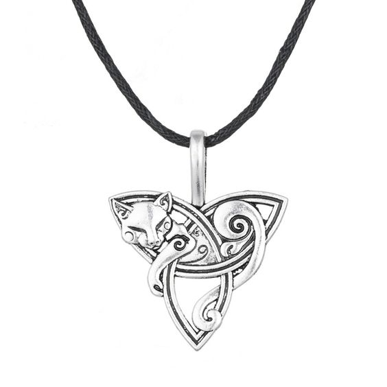 """Deal of the Week: Use Promo Code """"IDESERVETHIS"""" for additional 5% off your order. ( Deal Excludes shipping cost) 50% OFF TODAY (USUALLY $49.98) Metals Type: Zinc Alloy Material: Alloy Pendant Size: 29"""