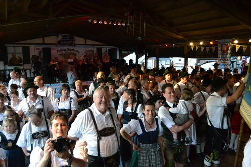 The Reading Liederkranz hosts the oldest and largest Oktoberfest celebration in Pennsylvania and it gets better with each passing year.
