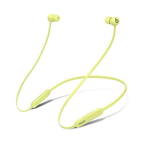 Beats Flex Wireless Earphones Apple W1 Headphone Chip Magnetic Earbuds Class 1 Bluetooth 12 Hours Of Listening T Wireless Earphones Earphone Headphones