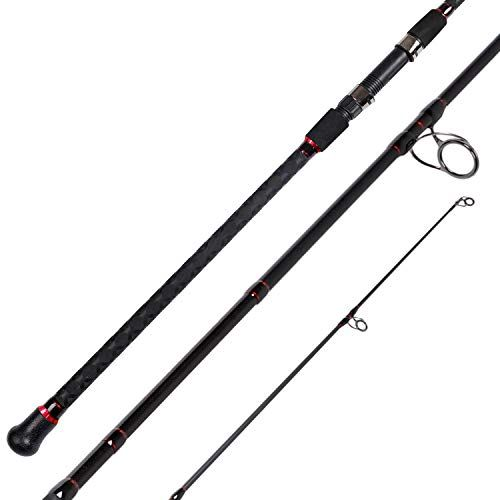 Fiblink Surf Spinning Fishing Rod 2 Piece Graphite Travel Fishing Rod 12 Feet 10 Feet Travel Fishing Rod Surf Rods Fishing Reels