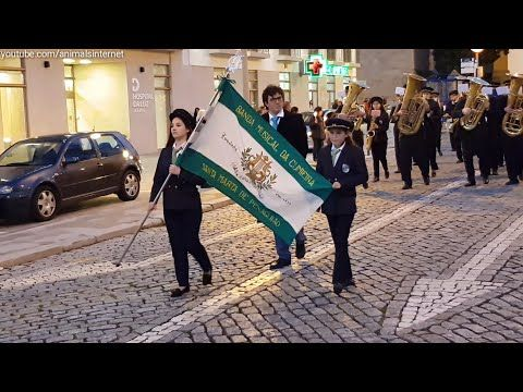 English Procession Of Our Lady Of Lourdes With Cumieira S Musical Band Vila Real Portugal 2019 02 10 Our Lady Of Lourdes Musical Band Lady Of Lourdes