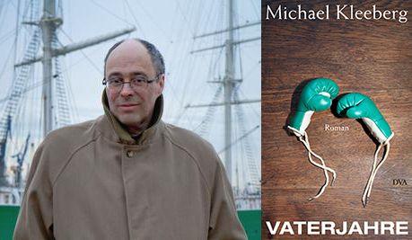 »Vaterjahre« (Deutsche Verlags-Anstalt):  Ein Abend mit Michael Kleeberg im Literaturhaus München (12.2.2015)  Michael Kleeberg (© Vivian J. Rheinheimer)