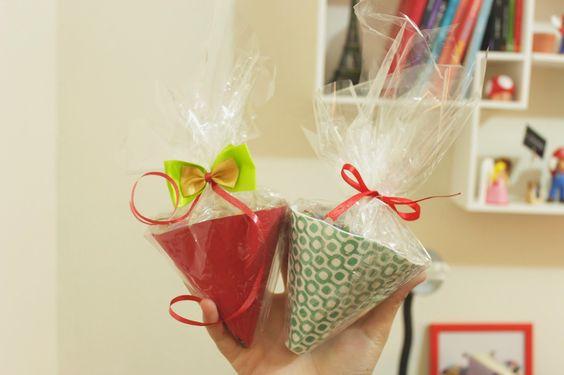 DIY: Cones recheados para a Páscoa