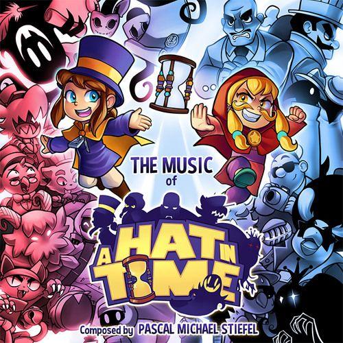 Dead Bird Studio Ost A Hat In Time By Chepfoorie A Hat In Time Hat In Time Ost