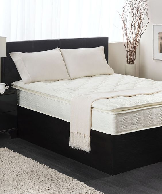 Another great find on #zulily! Innerspring Pillow Top Mattress by Textrade #zulilyfinds