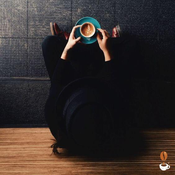 Mi felicidad depende exclusivamente de mí… y de mi café.