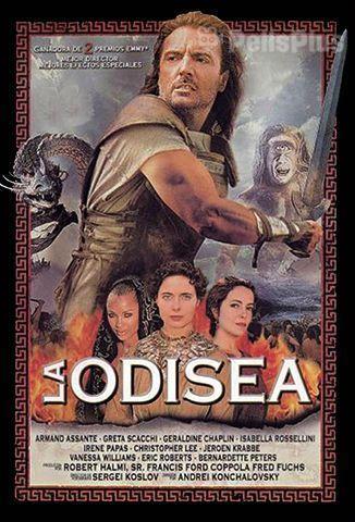 Ver La Odisea 1997 Online Latino Hd Pelisplus La Odisea Carteleras De Cine Peliculas