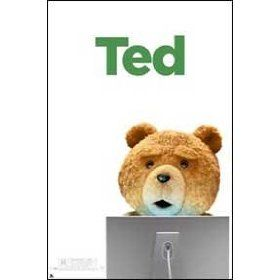 TED MOVIE ART POSTER(映画「テッド」アート・ポスター)/可愛いインテリアにいいね!