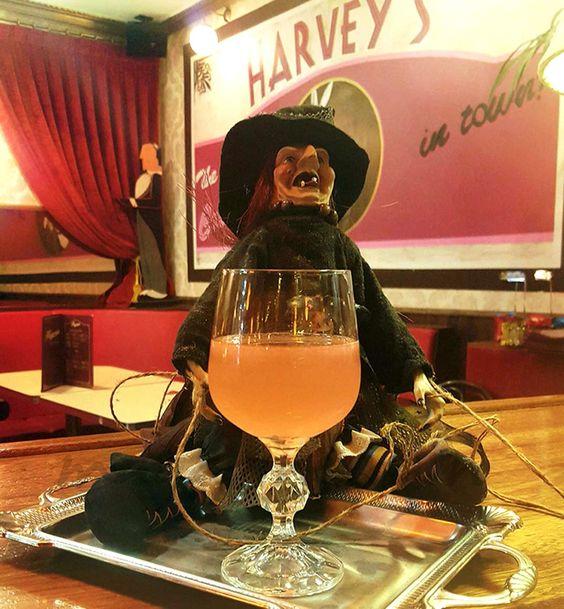 Mabuse Cocktail Harveys