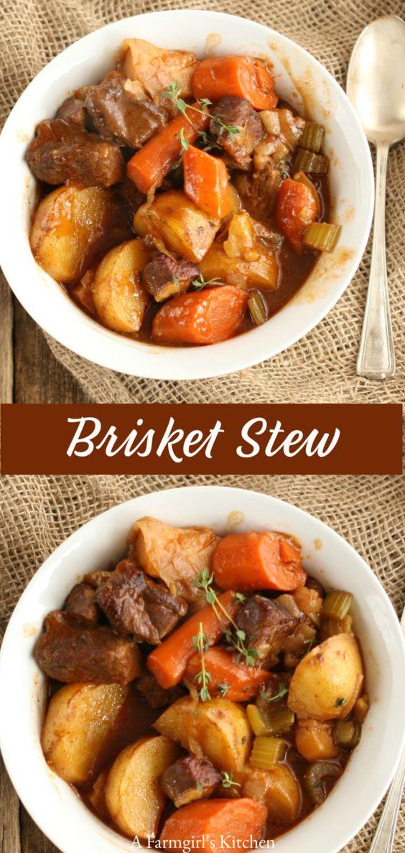 Brisket Stew