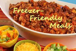 Freezer-Friendly Meals