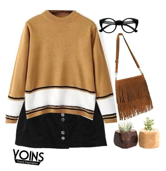 """#Yoins"" by credentovideos ❤ liked on Polyvore featuring Retrò, women's clothing, women's fashion, women, female, woman, misses and juniors"