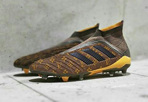 professional sale low cost new lower prices Adidas 18+ × Louis Vuitton | Soccer shoes, Football boots, Soccer ...