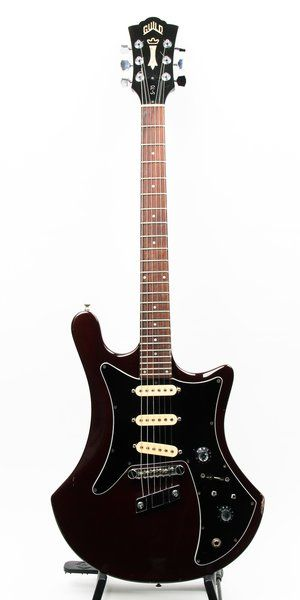 very cool solid body electric guitar made by guild these guitars were only made from 1979 1981. Black Bedroom Furniture Sets. Home Design Ideas
