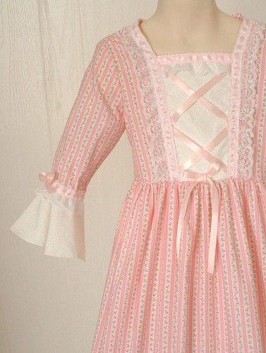 pioneer dresses for girls | girls colonial felicty elizabeth ...