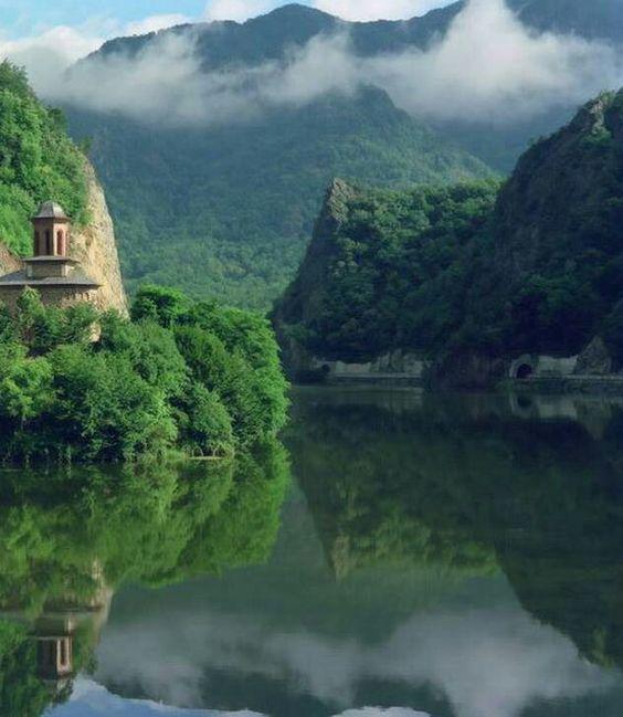 Olt Valley, Romania