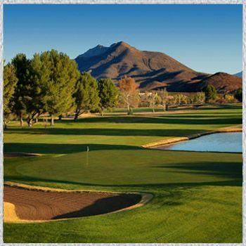Golfing in Green Valley, AZ.