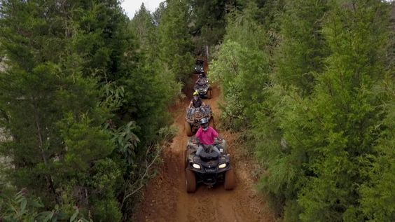 STUNNING ATV 1HR + FUN RAFTING 3HR from Medellin - Image 4