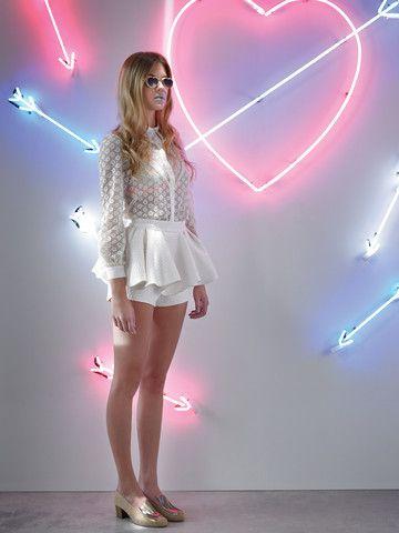 Bubble Dance Shorts by Sretsis - Maximillia eBoutique