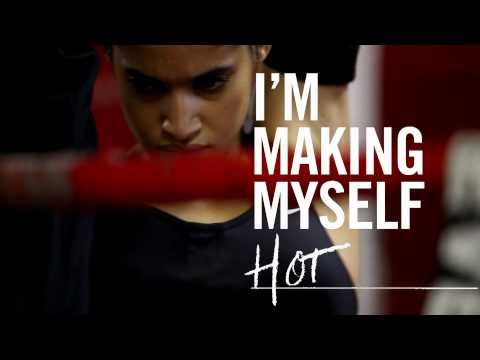 Nike Women -- motivating.