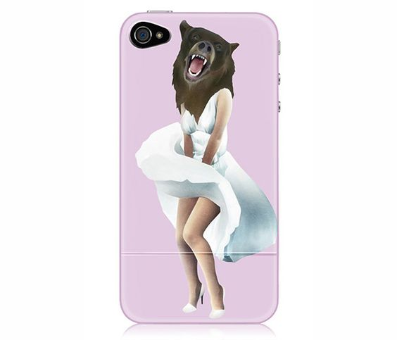 Ironic Animal iPhone Cases Uncovet
