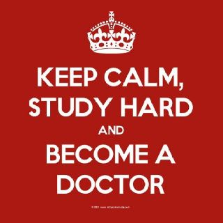 How hard is it to become a doctor?