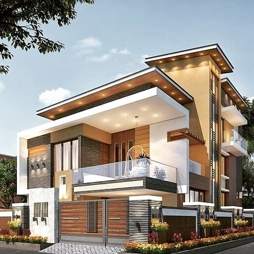 Top Future House Designs To See More Visit In 2020 Modern Exterior House Designs Facade House Modern Bungalow Exterior