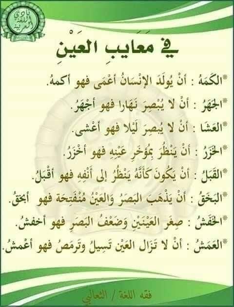 Pin By Soso On فوائد لغوي ة Learn Arabic Language Learning Arabic Words