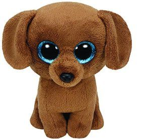 beanie boo lions pinterest | TY Beanie Boo Plush - Dougie the Dog 15cm: Amazon.co.uk: Toys & Games