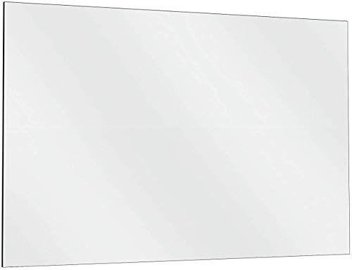 New Fab Glass Mirror Mrec36x60be6mm 36 X60 Inch Frameless Flat