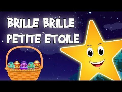 Brille Brille Petite Etoile Twinkle Twinkle Little Star French Nursery Rhymes Cds Tele Enfants Youtube Twinkle Twinkle Little Star Etoile Enfant
