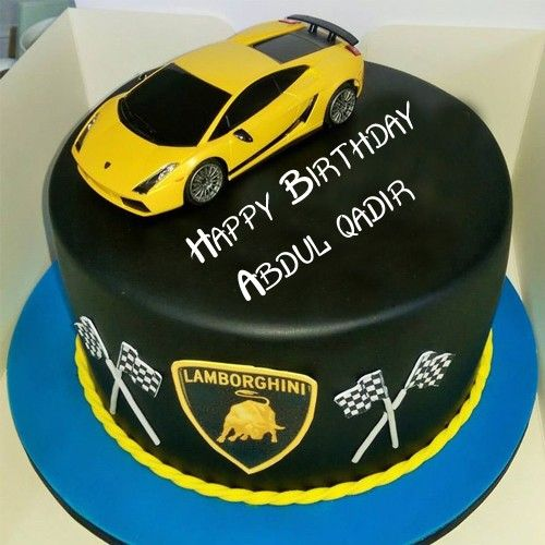 Online Name Birthday Cake For Boy Happy Birthday Cake With Name