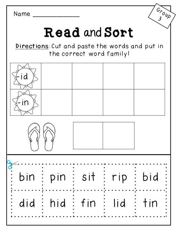 Number Names Worksheets : word work activities for kindergarten ...